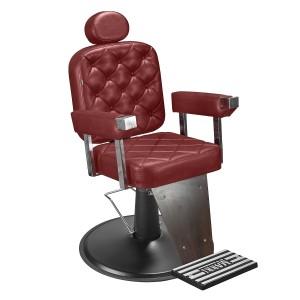 Cadeira Dubai Barber Marri pé taça preto