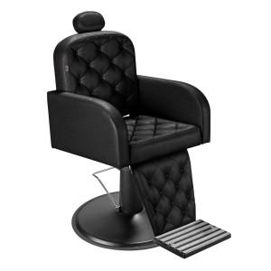 Cadeira Reclinável Dubai Marri pé taça preto