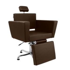 Cadeira Niágara Encosto Reclinável com Descanso de Pernas Kixiki