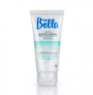 Creme Esfoliante Facial Alecrim Depil Bella-50g