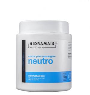 Hidramais Neutro - Creme de Massagem 1000g