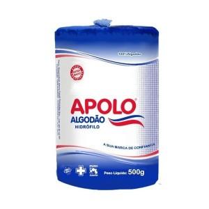 Algodão Hidrófilo Apolo-500g