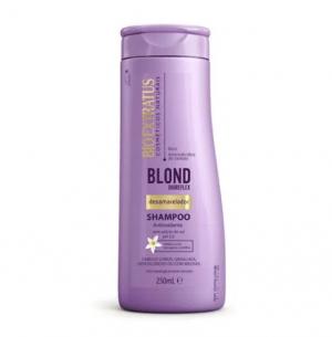 Shampoo Blond Bioreflex Desamarelador Bio Extratus 250ml