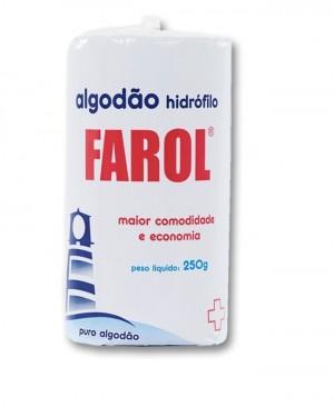 Algodão Hidrófilo Farol-250g