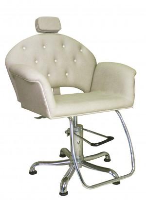 Cadeira Velvet Encosto Reclinável Kixiki
