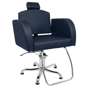 Cadeira Capri Encosto Reclinável Matelassê Kixiki