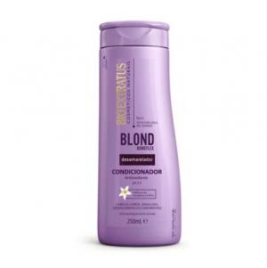 Condicionador Blond Desamarelador Bioreflex Bio Extratus 250ml
