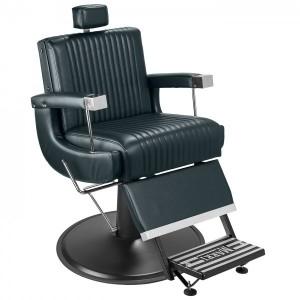 Cadeira de Barbeiro Flórida Marri base preta