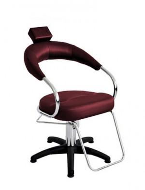 Cadeira Hidráulica Fixa Base Nylon Futurama Terra Santa-Bordo
