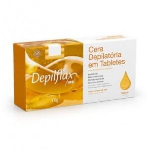 Cera Depilatória Natural Depilflax