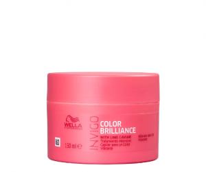 Máscara Capilar Wella Professionals Invigo Color Brilliance 150ml