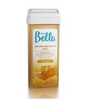 Cera Depilatória Roll-On Mel Depil Bella-100g