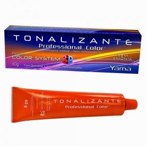 Tonalizante Yama Professional Color System 3D 60g