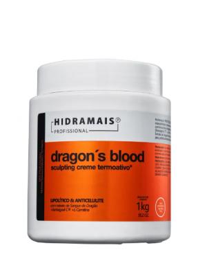 Hidramais Dragon's Blood - Creme de Massagem 1000g